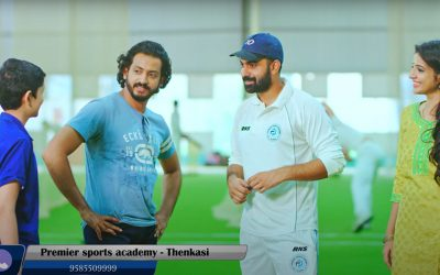 Concept Ad Film for Sports Academy