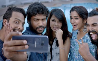 Creative Ad Film for Mobile Retail Showroom