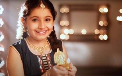 Creative video ad film for jewellery shop