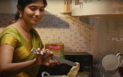 TV commercial ad agency for groceries to attract wider audiences